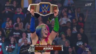 WWE, PPV, TLC, アスカ