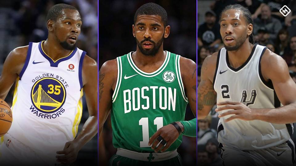 Ranking top available 2019 NBA free agents (with possible star landing spots)