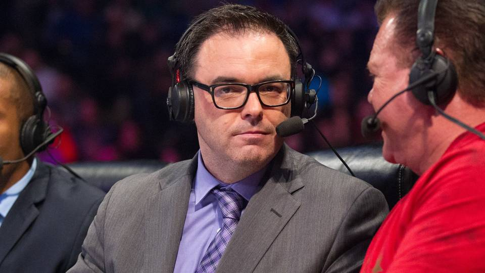 Image result for mauro ranallo excited
