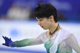 Yuzuru Hanyu figure skating