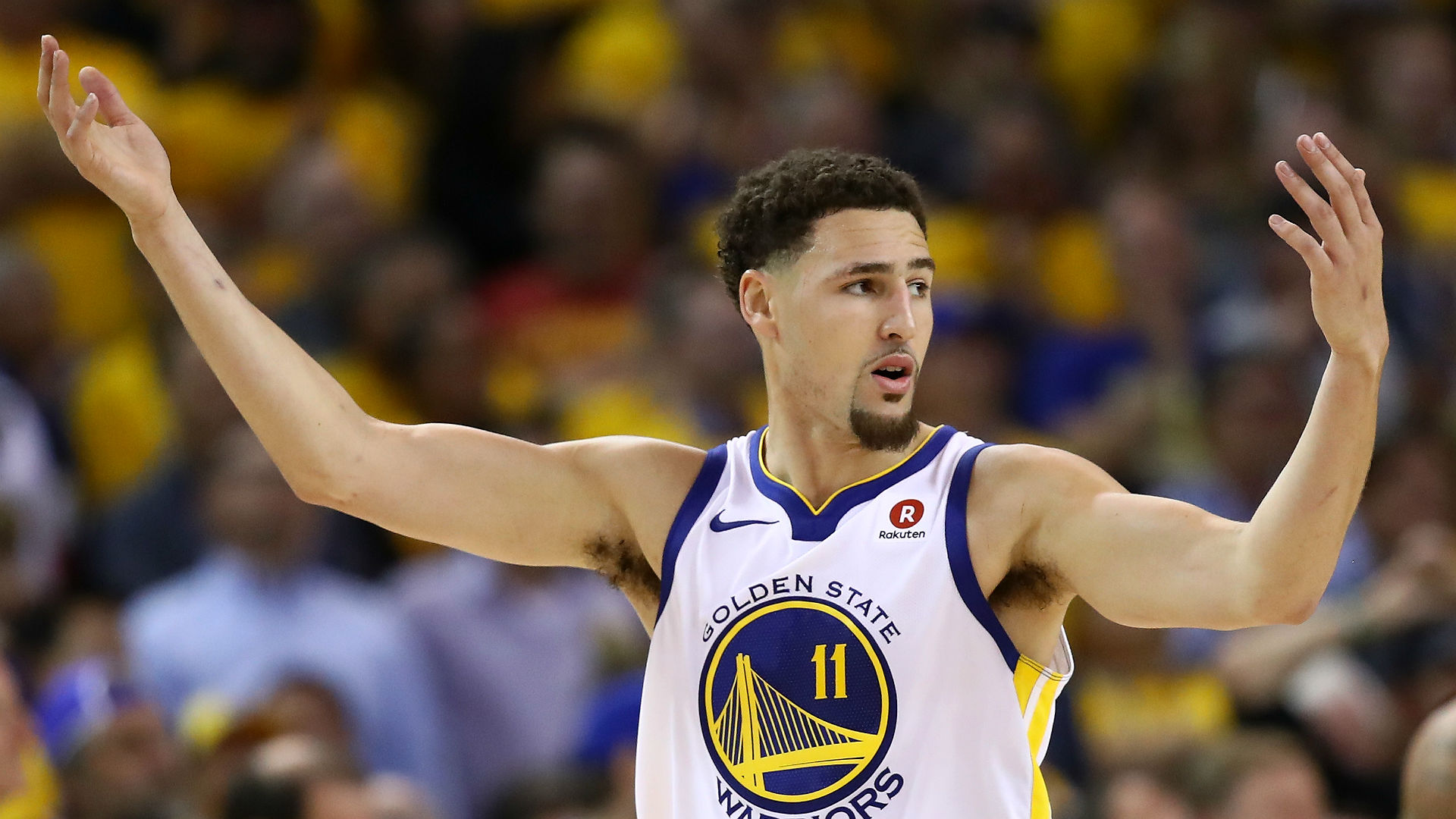Klay Thompson walked out of 'Avengers: Endgame' before it was over