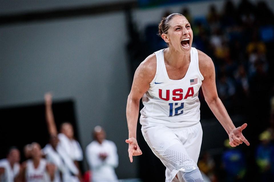 Diana Taurasi USA FIBA