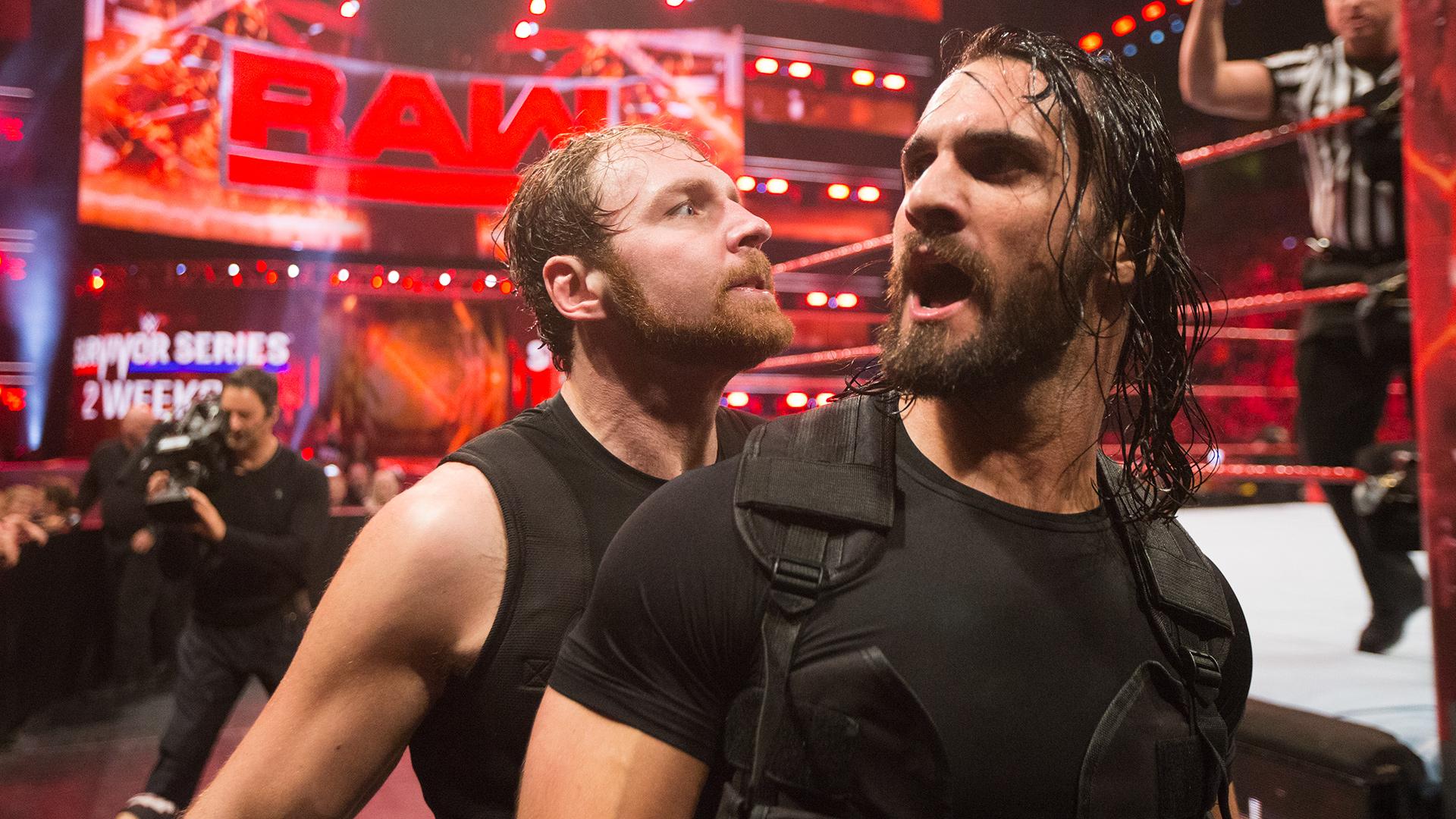 WWE『RAW #1280』は今日10時にスタート!