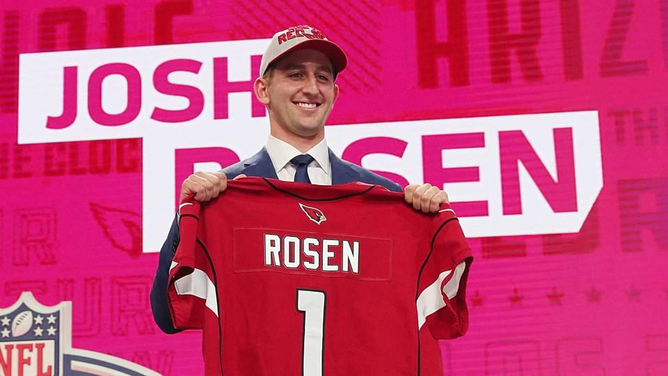 Breaking down new-look Cardinals: Josh Rosen can quickly flip QB script