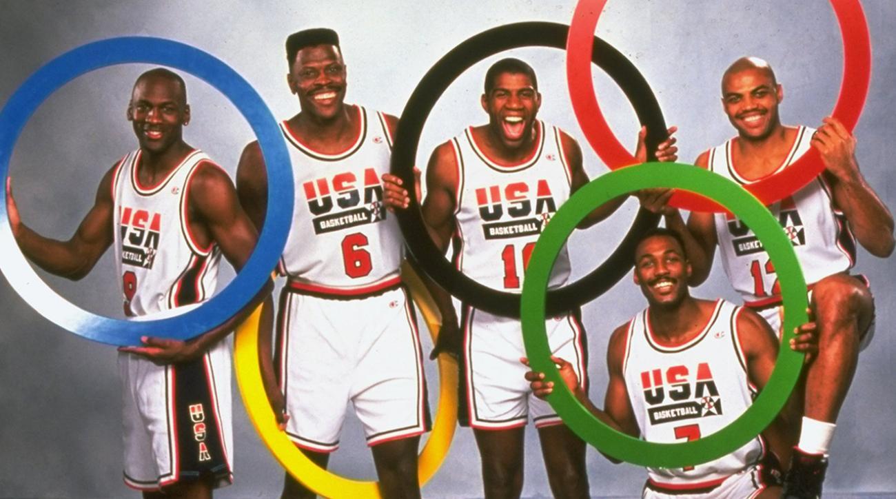 Dream Team USA Basketball