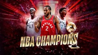 NBA Finals 2019 Toronto Raptors