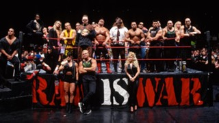 1998 WWE Rosters