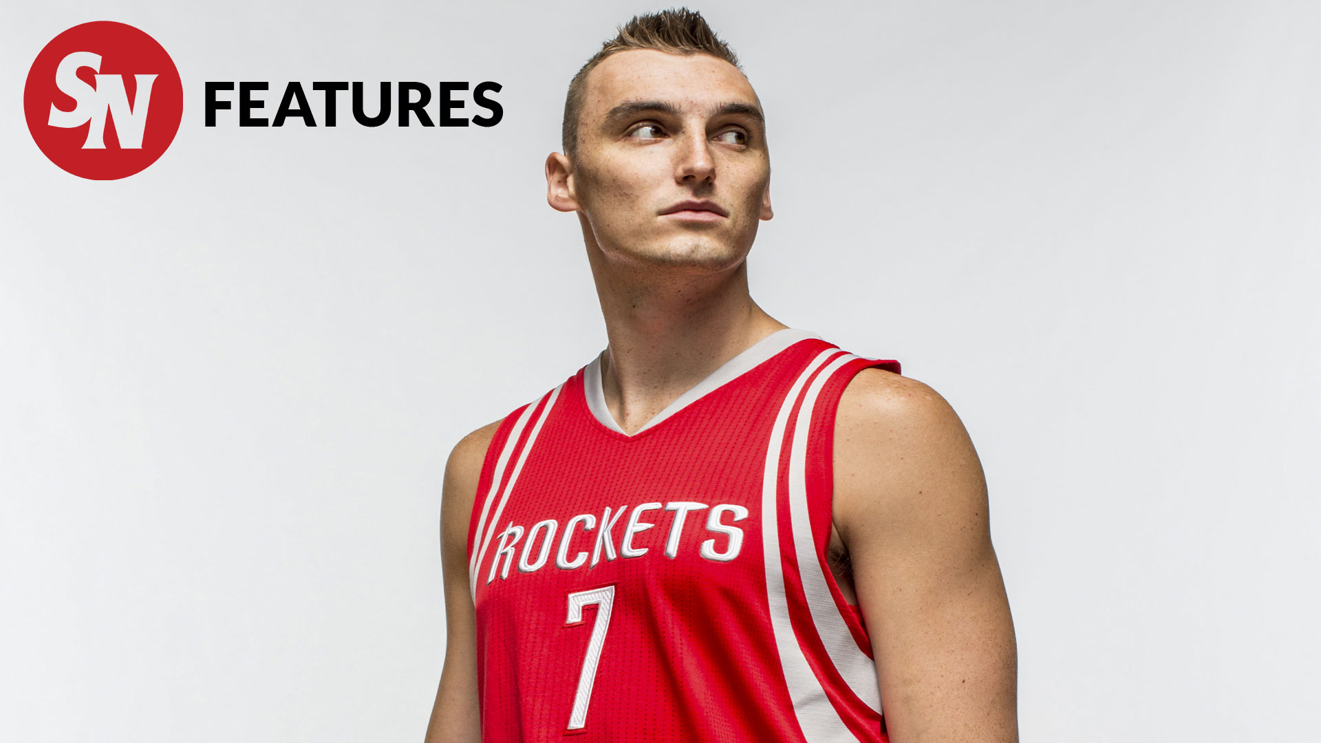 timeless design a10c8 48311 Rockets' Sam Dekker fights through the pain of a lost rookie ...
