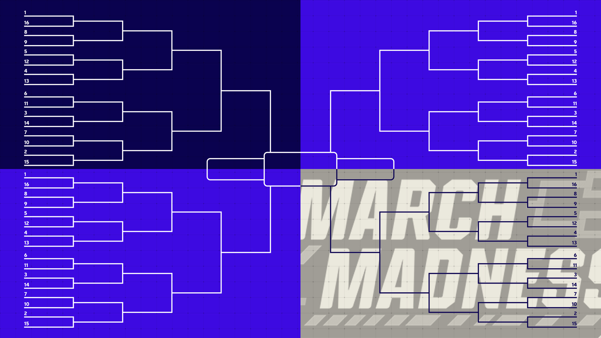 March Madness Bracket Full List Of Automatic Bids To 2019 Ncaa