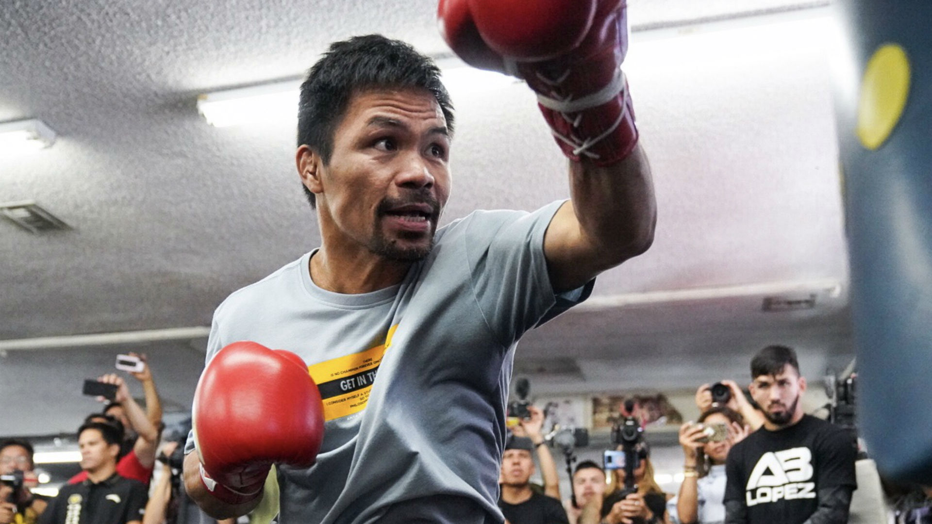The inexplicable resurrection of Manny Pacquiao's boxing career