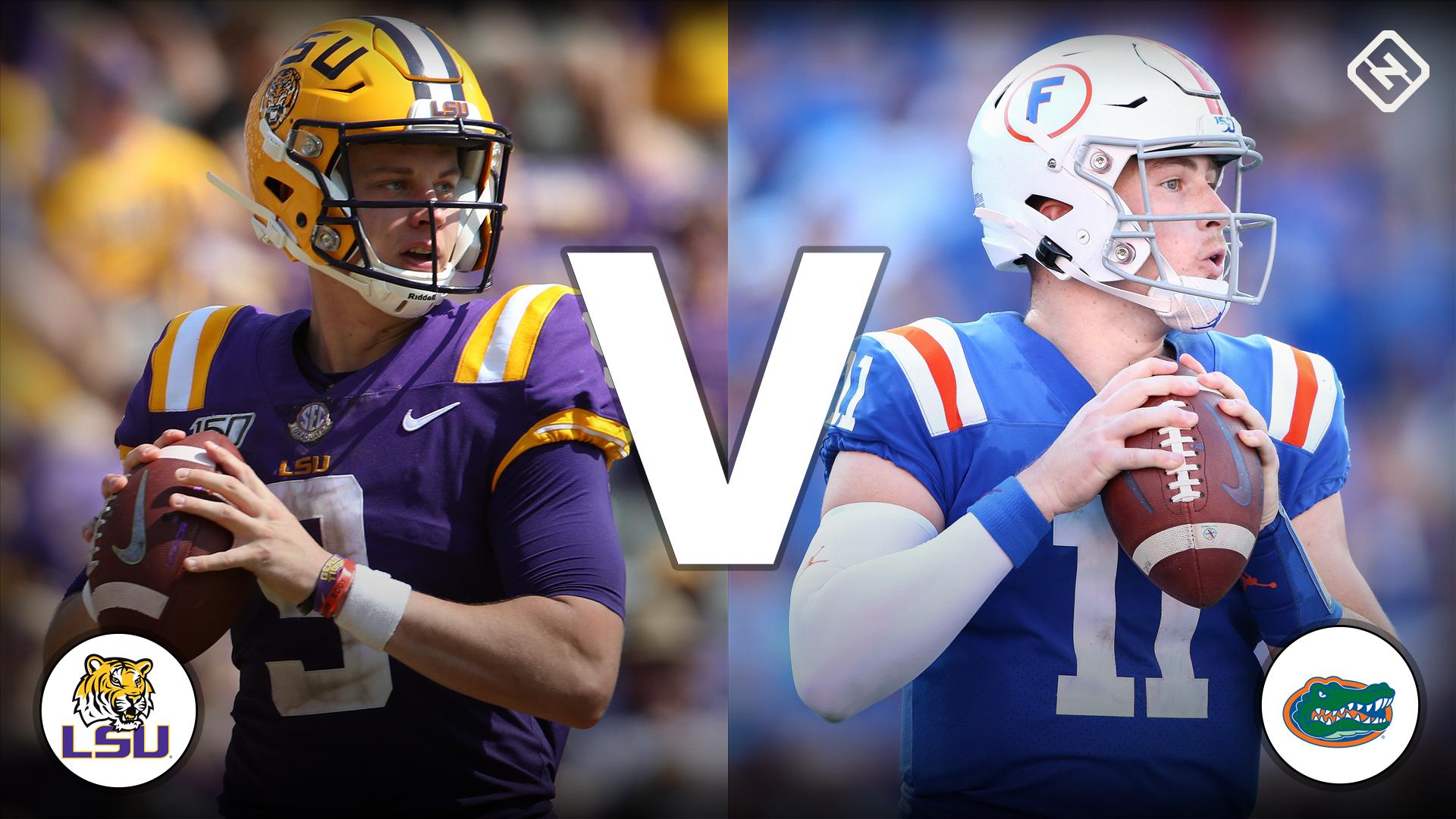 ¿En qué canal está Florida vs. LSU hoy? Horario, tiempo para el juego SEC de la semana 7 2