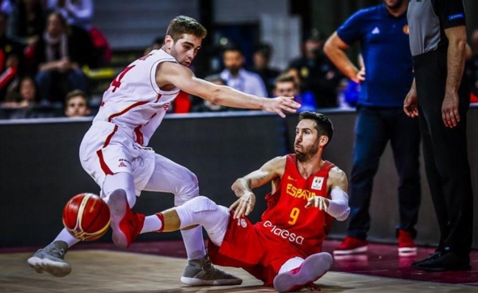 Jovan Kljajic FIBA Montenegro