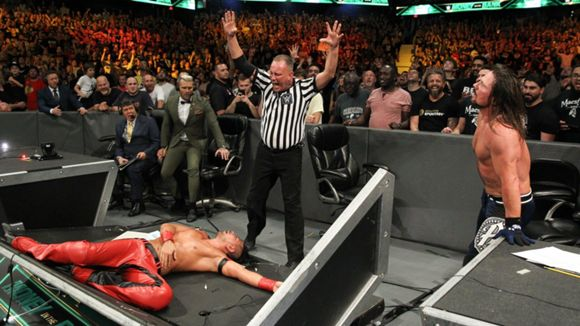 WWE PPV マネー・イン・ザ・バンク 全試合結果