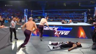 WWE, スマックダウン, #1009, SDタッグ王座