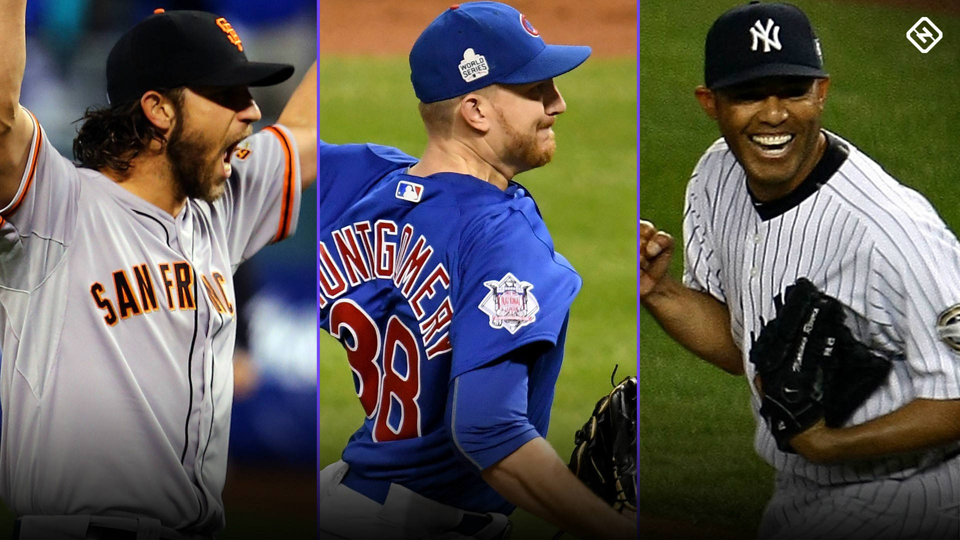 The Mike Montgomery All-Stars: World Series-clinching pitchers don't always have high-profile departures