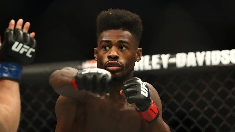 Aljamain Sterling, oozing with star potential, prepared for UFC bantamweight takeover