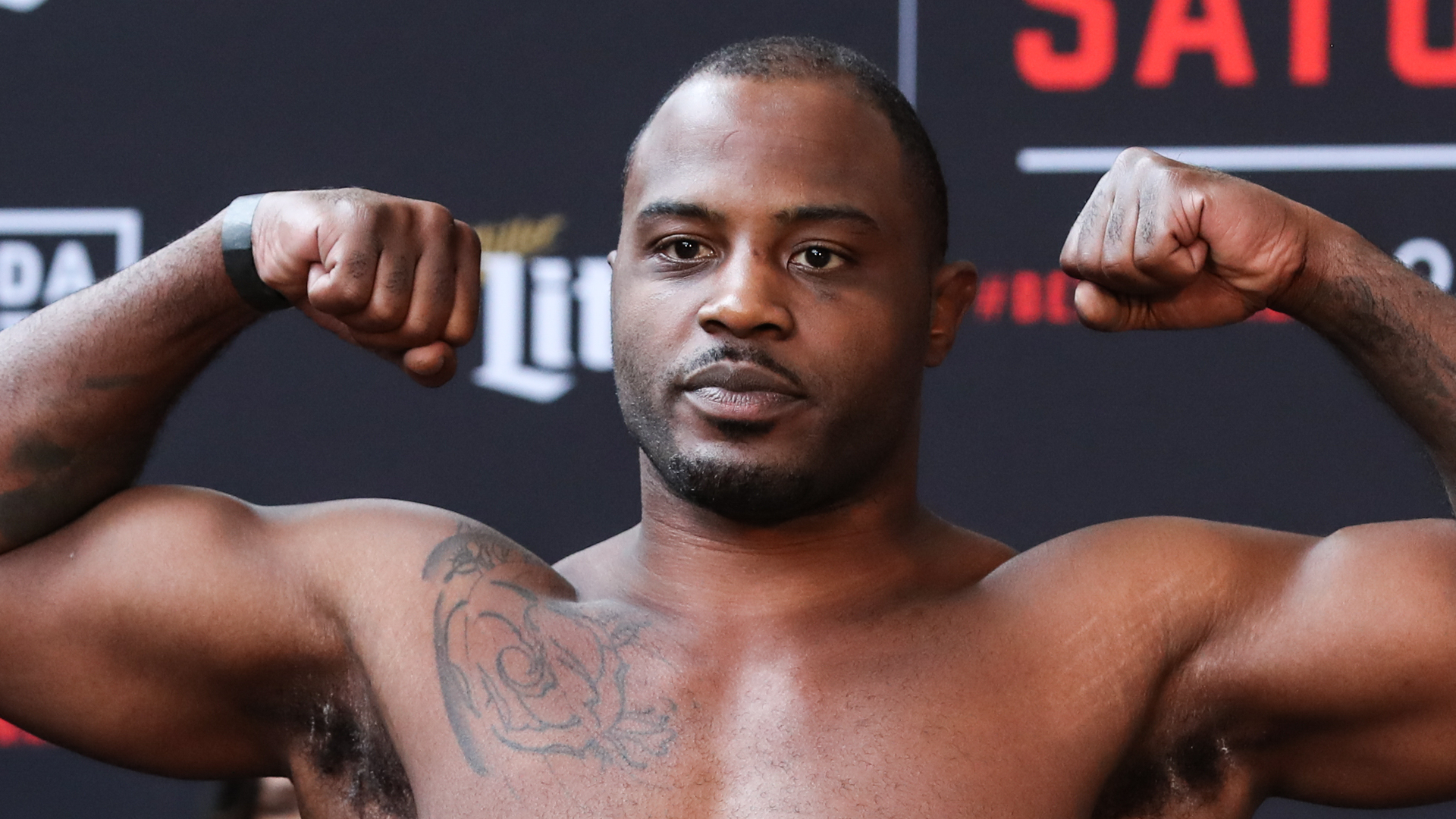 Tyrell Fortune once pronounced dead attempting to cut weight