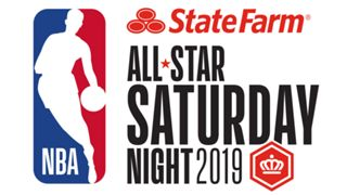 NBA All-Star Staturday Night 2019 logo 1600x900