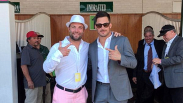 Wes Welker's Undrafted second again in Kentucky Derby