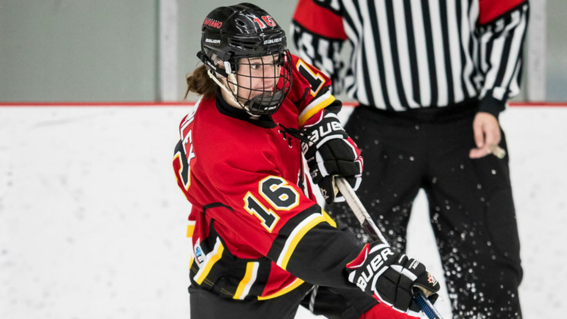 Inside the CWHL: Sophie Shirley's big decision