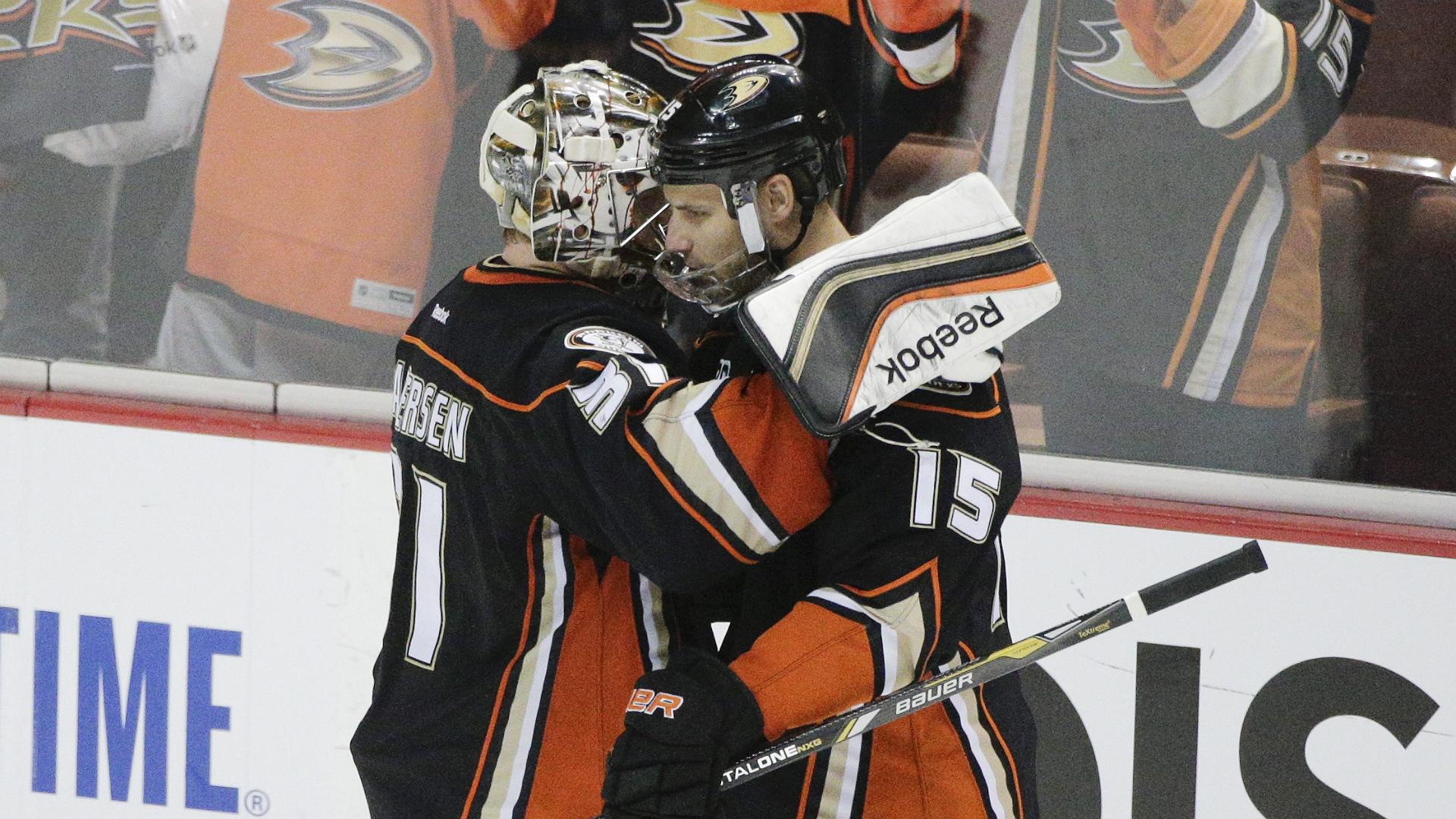 Stanley Cup playoffs 2014: Getzlaf leads Ducks past Stars 6