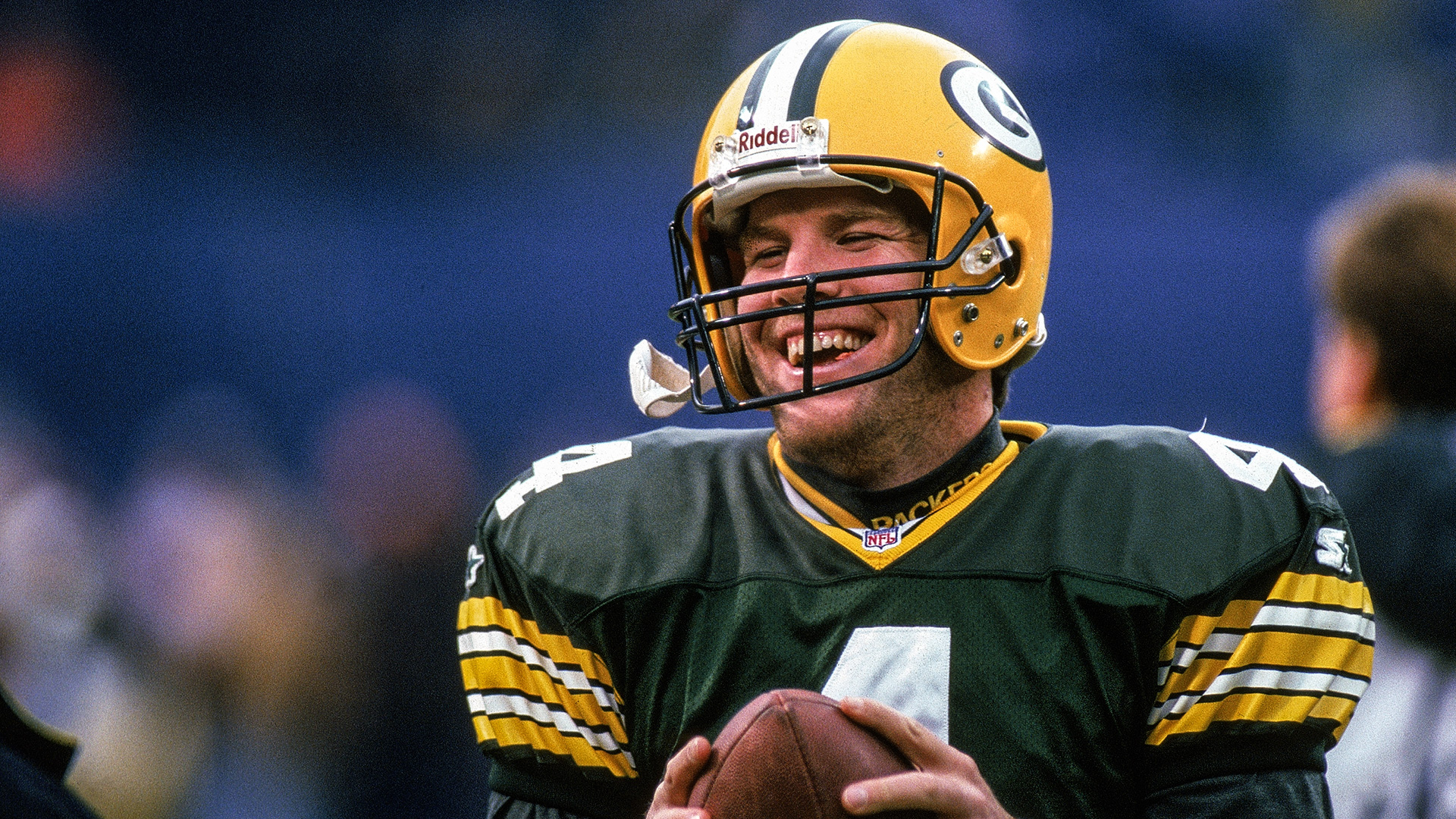 buy popular 281cd 58059 11 insane things I did because of Brett Favre | Sporting News