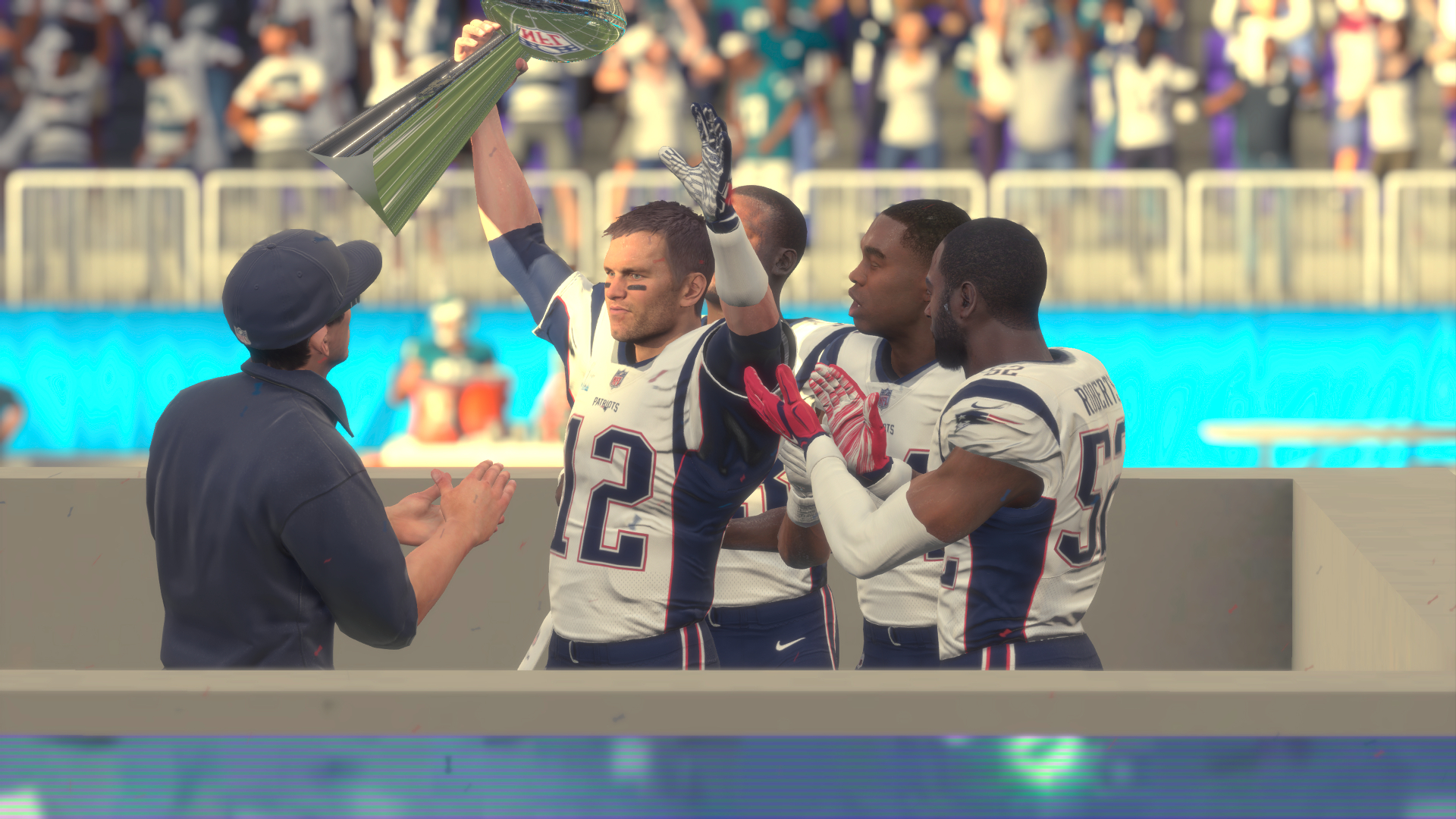 a3392757 'Madden' predicts Super Bowl 52 results: Will accuracy streak continue?    Sporting News