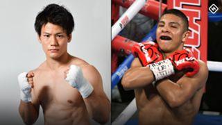 ボクシング, 井上岳志, ハイメ・ムンギア, WBO世界スーパーウェルター
