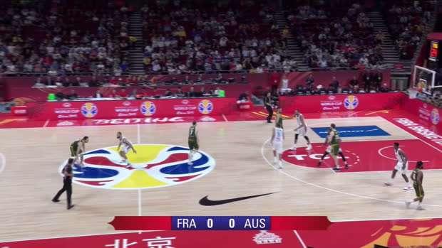 France v Australia - Condensed Game - FIBA Basketball World Cup 2019