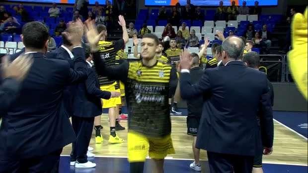 Iberostar Tenerife v Brose Bamberg - Condensed Game - BCL 2019-2020