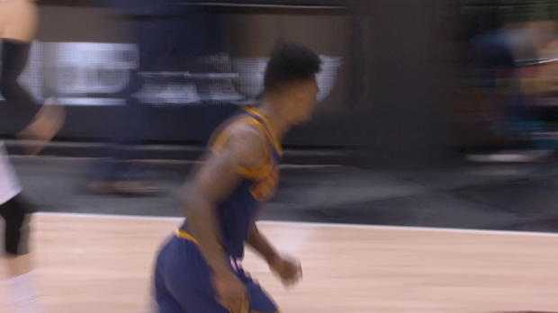 Play of the Day: Iman Shumpert
