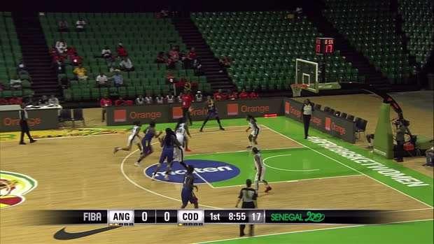 Angola v Democratic Republic of Congo - Condensed Game - FIBA Women's AfroBasket 2019