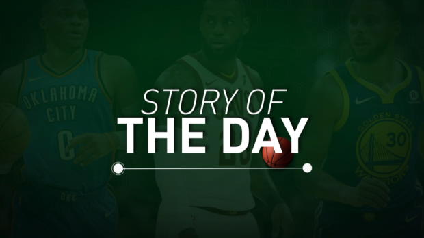 Story of the day - LeBron hits 60th career triple-double