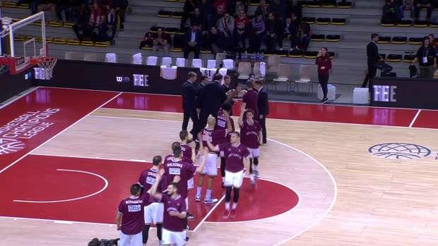 SIG Strasbourg v Lietkabelis - Condensed Game - BCL 2019-2020