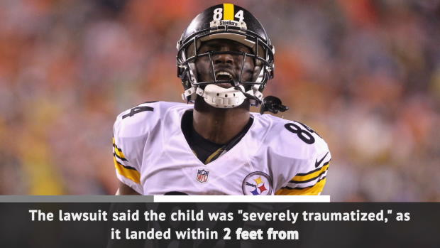 e979cf0324fa Antonio Brown s lawyer  Emotional distress suit a  blatant shakedown  attempt  of Steelers WR