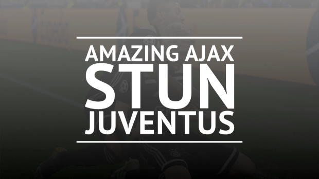 a8d1e74ef Massimiliano Allegri says Juventus can t just rely on Cristiano Ronaldo  after Ajax exit