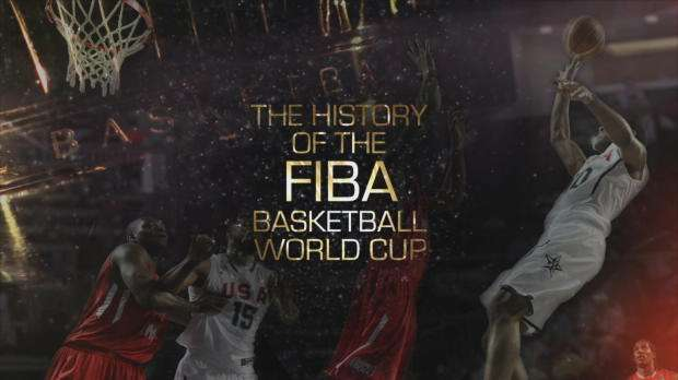 The History of the FIBA Basketball World Cup
