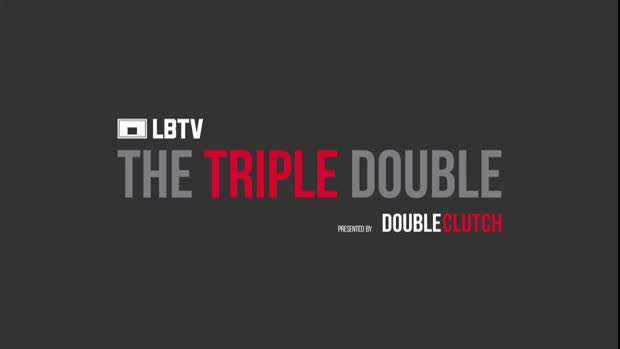 The Triple Double - Episode 5 - The team debate another 3 topics from the world of the NBA!