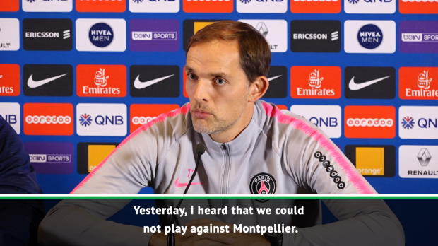 Security must come first- Tuchel on postponed Montpellier fixture