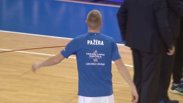 Neptunas Klaipeda v Besiktas Sompo Sigorta - Condensed Game - BCL 2019-2020