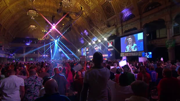 World Matchplay: Halbfinals | DAZN Highlights