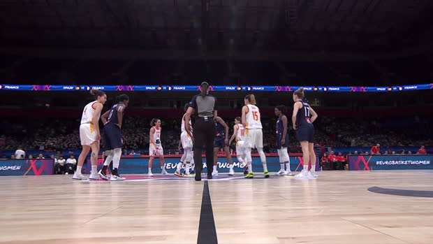 Spain v France - Condensed Game - EuroBasket Women 2019