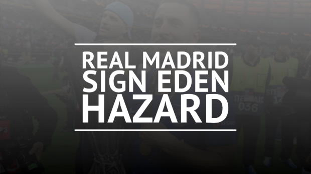 Eden Hazard transfer: Belgian star completes €100m move to Real
