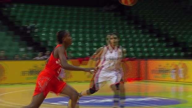 Egypt v Cote d'Ivoire - Condensed Game - FIBA Women's AfroBasket 2019